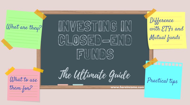 How to Invest in Closed-End Funds the Ultimate Guide