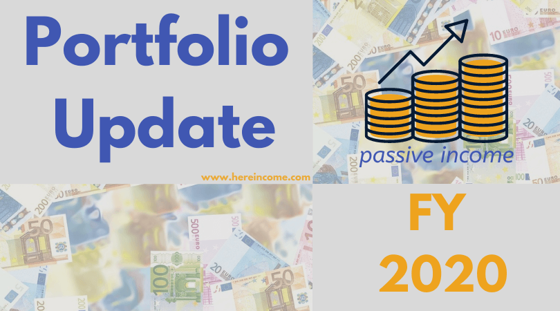 Portfolio Update FY 2020 Year in Review Cover